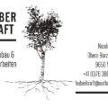 2018 | Huber Kraft | Visitenkarte