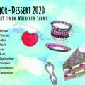 2020 | HumorDessert | Flyer A5, Front