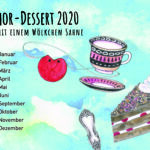 2020 | HumorDessert | Flyer A5, Front