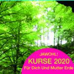 Schule für Bewegung, Flyer Front 2020